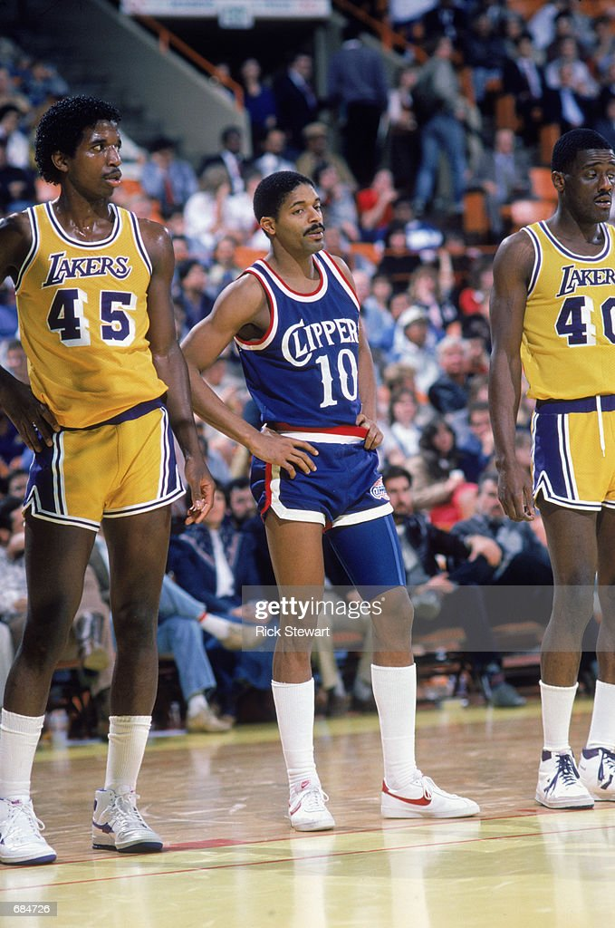 norm-nixon-of-the-los-angeles-clippers-and-two-los-angeles-lakers-ac-picture-id684726