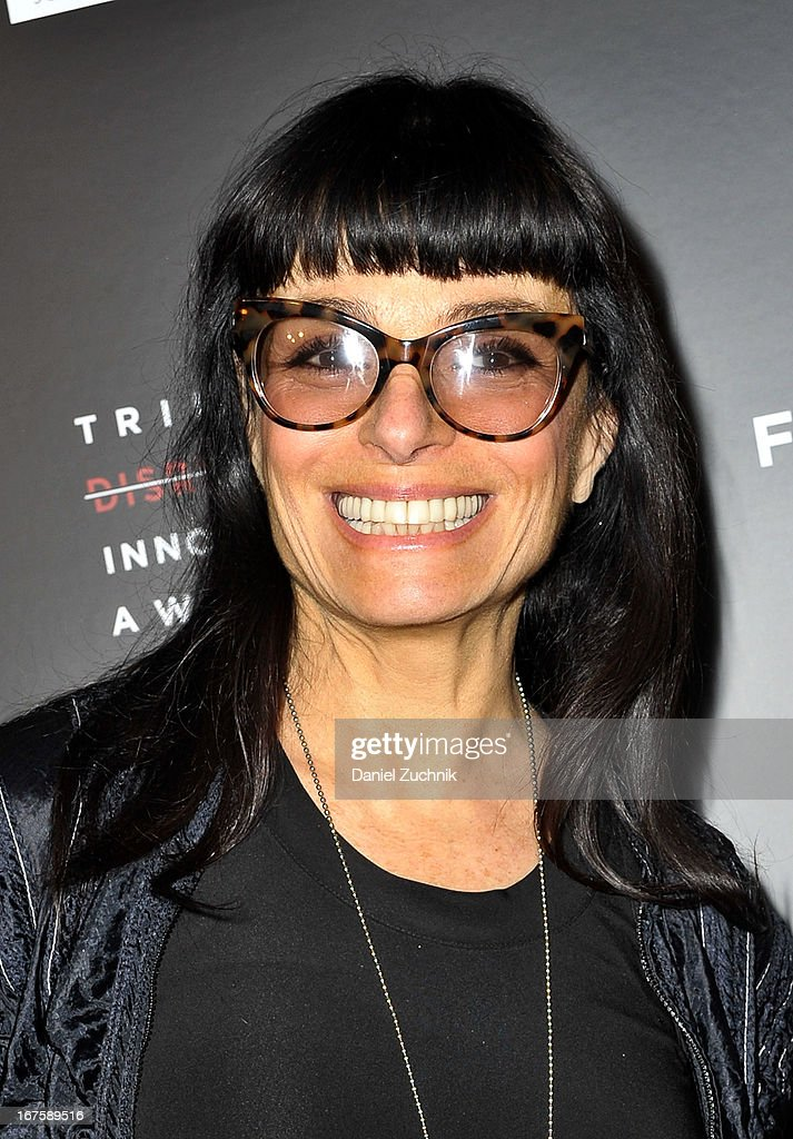 Norma Kamali attends the 4th annual Tribeca Disruptive Innovation Awards during the 2013 Tribeca Film Festival at NYU Paulson Auditorium on April 26, 2013 in New York City.