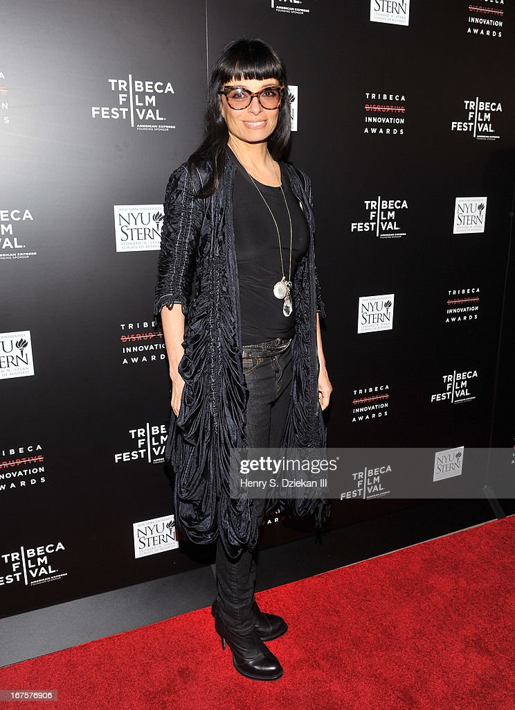 Norma Kamali attends the Tribeca Disruptive Innovation Awards during the 2013 Tribeca Film Festival at NYU Paulson Auditorium on April 26, 2013 in New York City.