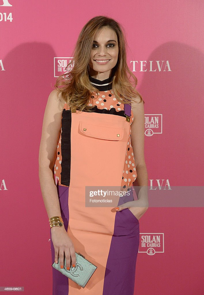 Norma Ruiz attends 'T de Telva' beauty awards 2014 at the Palace Hotel on January 30, 2014 in Madrid, Spain.