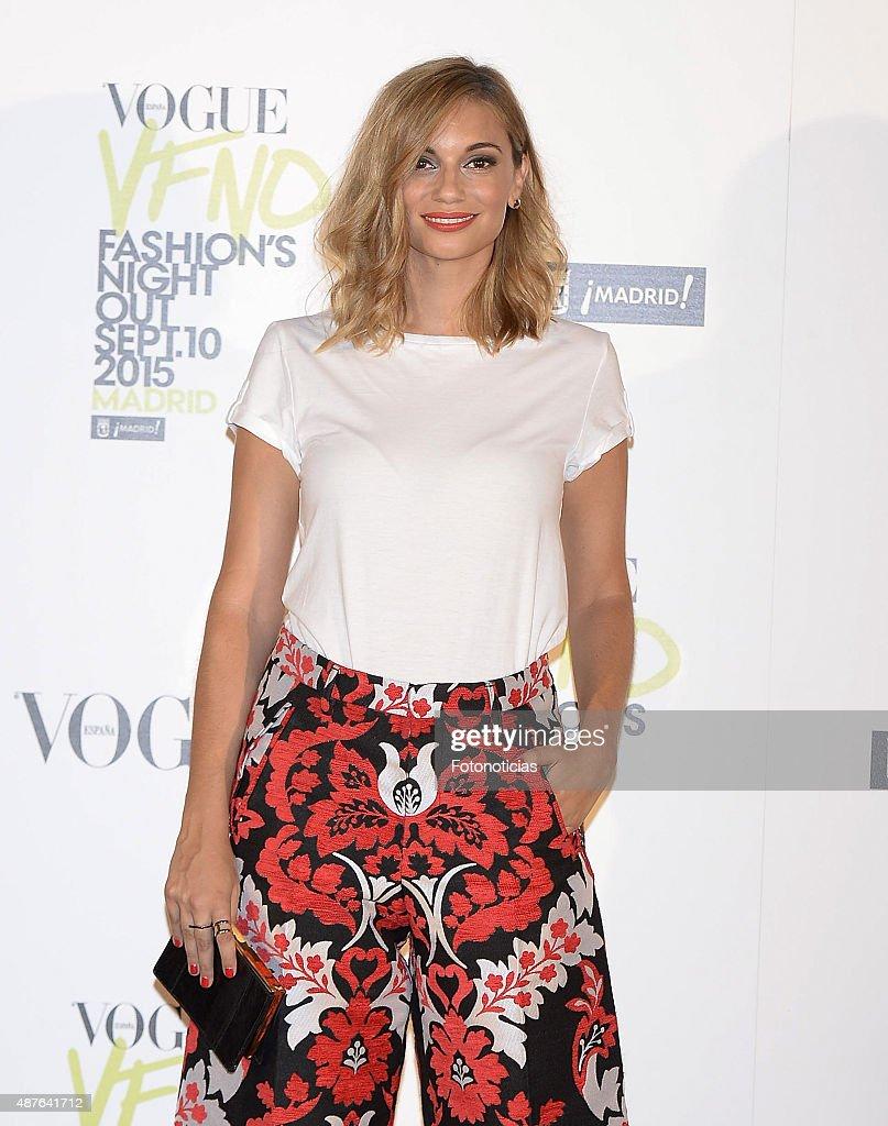 Vogue Fashion Night Out Madrid 2015