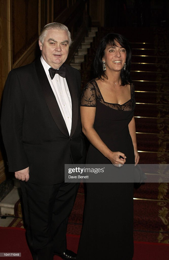 Norman Lamont, Hong Kong Fanancier Andy Wong And His Wife Pattie Throw Their Annual Chinese New Year Party. In Fancy Dress The Dress Code Was Mystery Vamp And Seduction And Most Of Londons Society Turned Up To A Mysterious Event In The Same Theme As 'Eyes Wide Shut' With Masked Young Women With Very Little On, As Prince Andrew Found Out.!