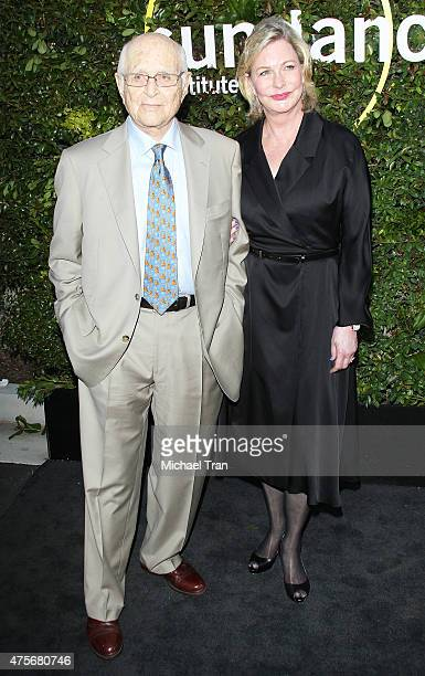 Norman Lear and Lyn Lear arrive at the 2015 Sundance Institute Celebration Benefit held at 3LABS on June 2 2015 in Culver City California