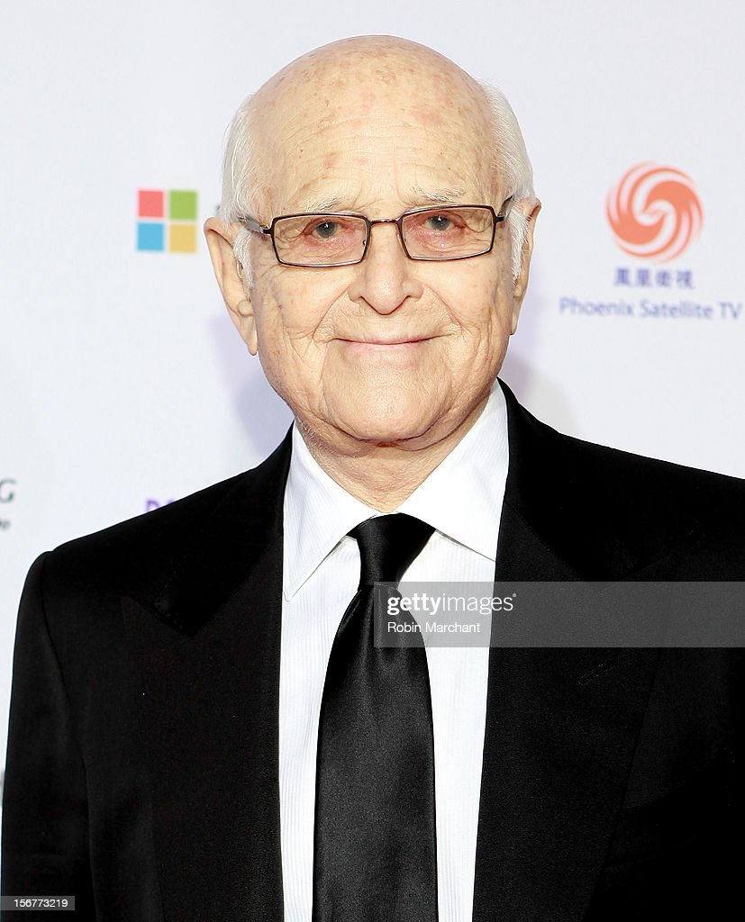 Norman Lear attends the 40th International Emmy Awards on November 19, 2012 in New York City.