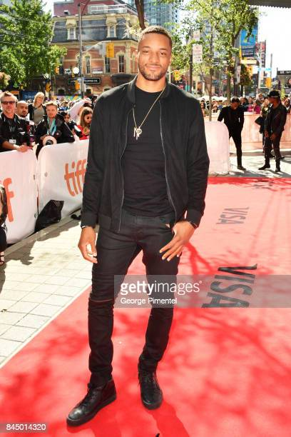 Norman Powell attends 'The Carter Effect' premiere during the 2017 Toronto International Film Festival at Princess of Wales Theatre on September 9...