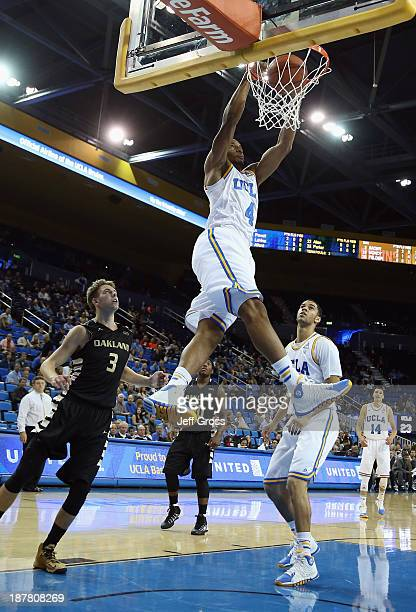 Norman Powell Ucla Bruins Dunks Ball Travis Bader Picture Washington State University Alamo Bowl