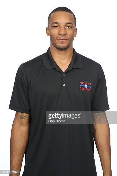 Norman Powell poses for a headshot during the 2015 NBA Draft Combine on May 16 2015 at Northwestern Memorial Hospital in Chicago Illinois NOTE TO...