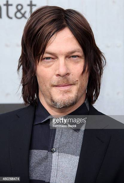 Norman Reedus attends the Spike TV's 'Guys Choice' Awards held at the Sony Studios on June 7 2014 in Los Angeles California
