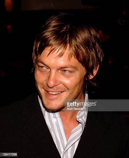 Norman Reedus during CineVegas Film Festival 2003 Opens with a Screening of 'Octane' at Brenden Theatre in Las Vegas Nevada United States