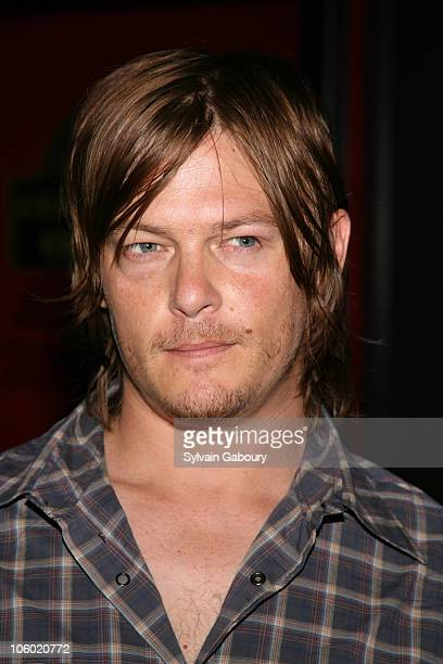 Norman Reedus during 'Invincible' New York Premiere at Ziegfeld Theater in New York NY United States