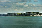 Normandie Dieppe falaises