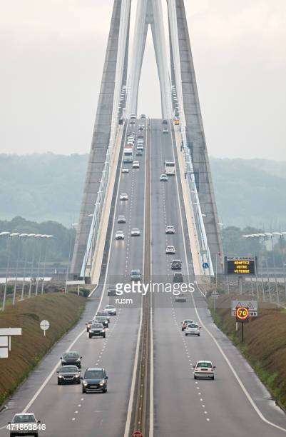 Pont de Normandie, Northern France