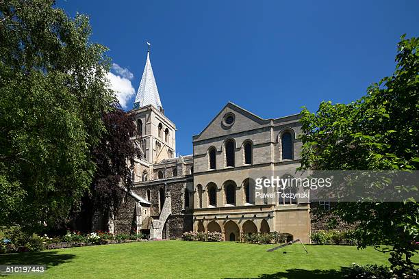 Norman/Gothic cathedral in Rochester, England