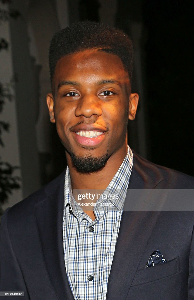Norris Cole attends the Miami HEAT Family Foundation night of 'Motown Revue' on February 27, 2013 in Miami, Florida.