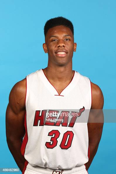 Norris Cole of the Miami Heat poses for a photo during Media Day at the America Airlines Arena in Miami Florida NOTE TO USER User expressly...