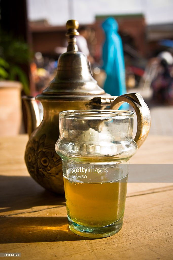 North African Tea Stock Photo | Getty Images