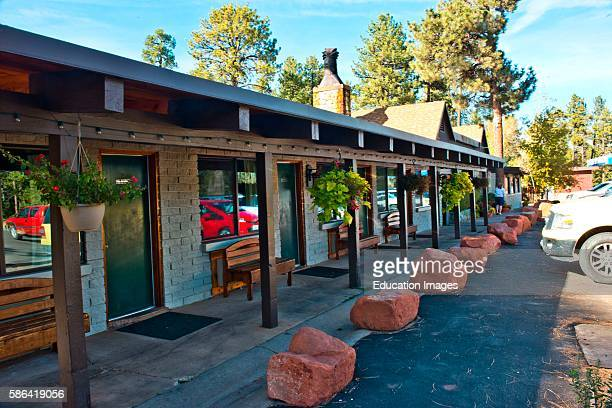 North America USA Arizona Jacob Lake Inn Cafe and Motel family owned operated for 92 Years