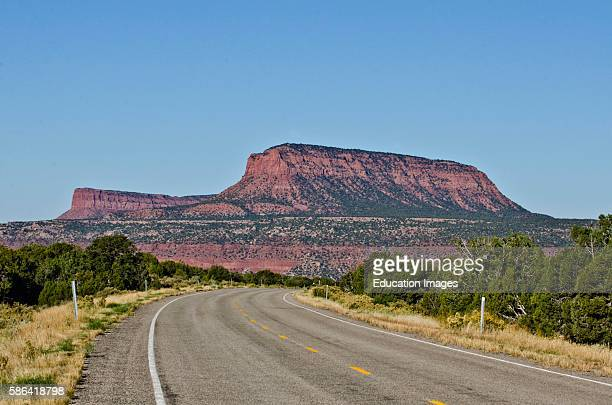 North America USA Utah Bear's Ears from near Natural Bridges National Monument is sacred to Native Americans