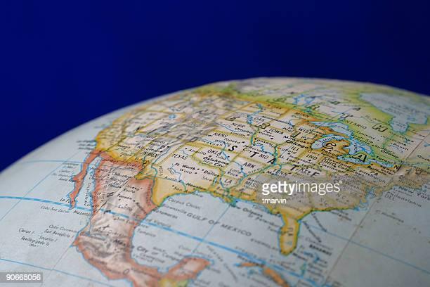 North American Blue