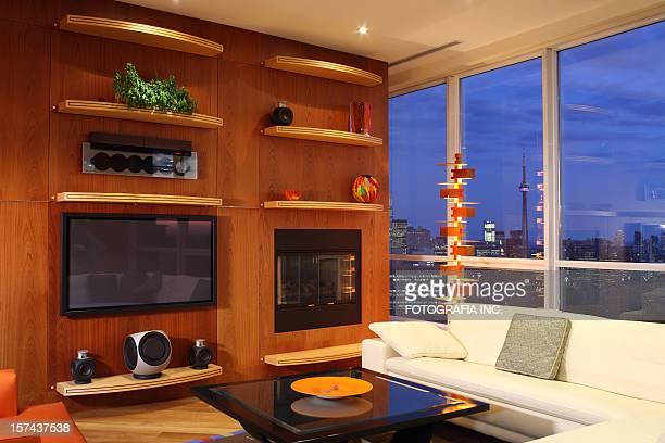 Design wohnung dunkel stock fotos und bilder getty images for Wohnung design fotos
