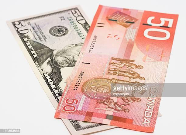 North American dollars