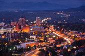 USA, North Carolina, Asheville