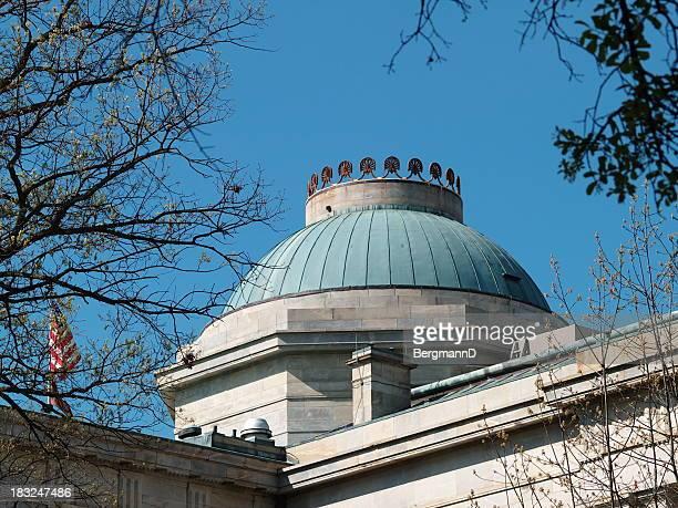 Domo del Capitolio del Estado de Carolina del Norte