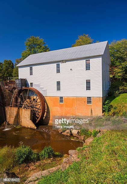 USA, North Carolina, Catawba County, Murray's mill