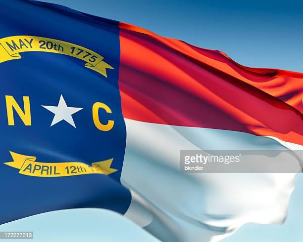 ノースカロライナの旗