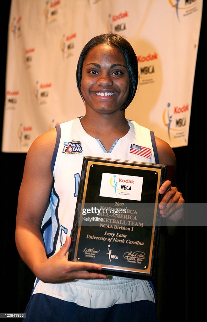 NCAA Women's Basketball - 2007 Kodak WBCA All-America Team - March 31, 2007