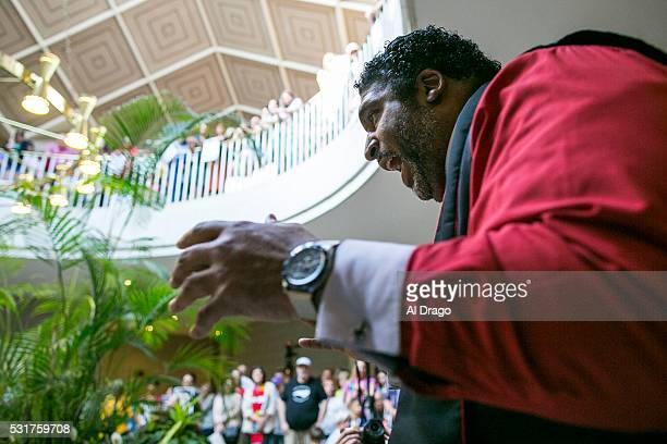 STATES MAY 16 North Carolina NAACP President William Barber speaks after several people were arrested at the North Carolina state legislative...