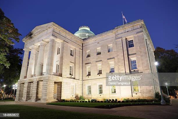 Capitolio del Estado de Carolina del Norte
