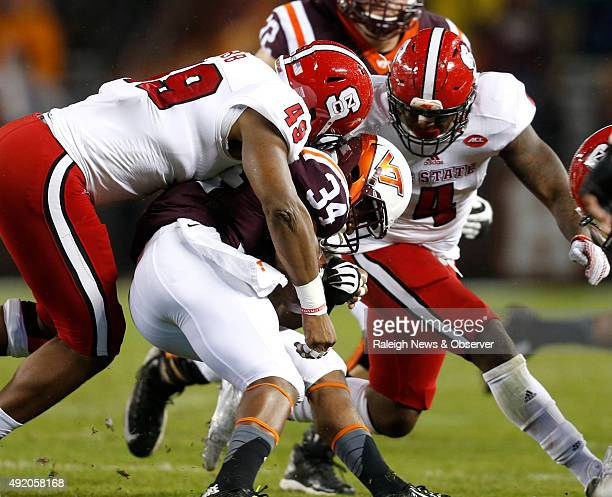Clemson V Miami >> Bradley Chubb Stock Photos and Pictures | Getty Images