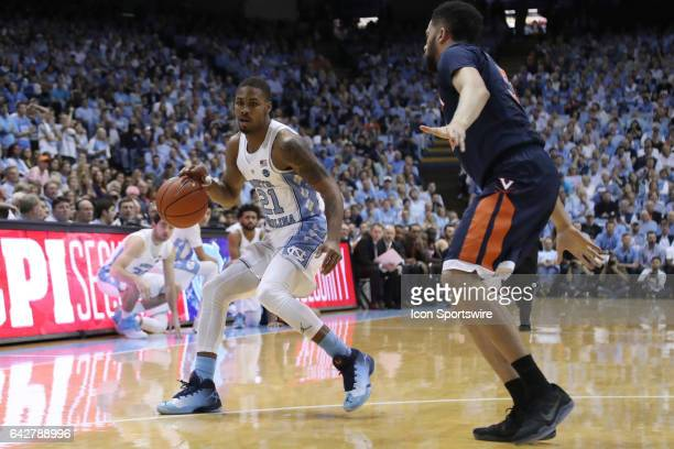 North Carolina's Seventh Woods and Virginia's Darius Thompson The University of North Carolina Tar Heels hosted the University of Virginia Cavaliers...