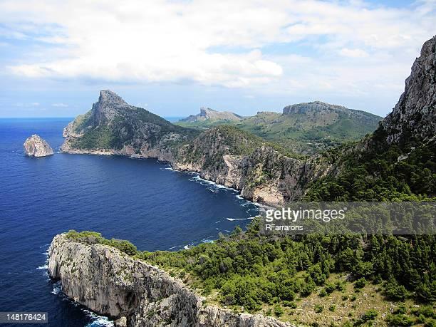 North Coast Of Majorca, Spain