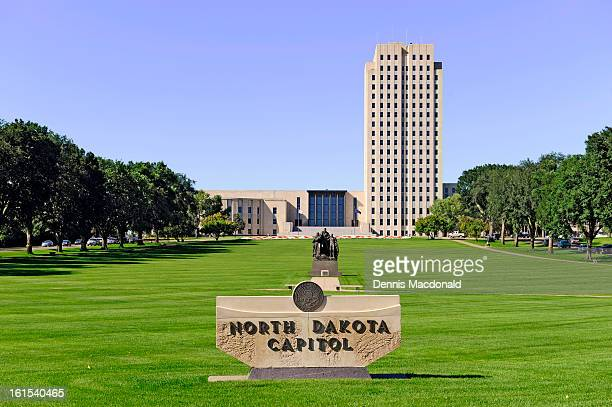 North Dakota State Capitol, Bismarck