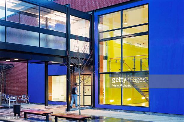 North East London CollegeLondonUnited Kingdom Architect Rivington Street Architects College United
