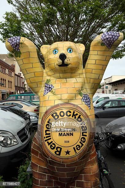North German Bock Beer sign.