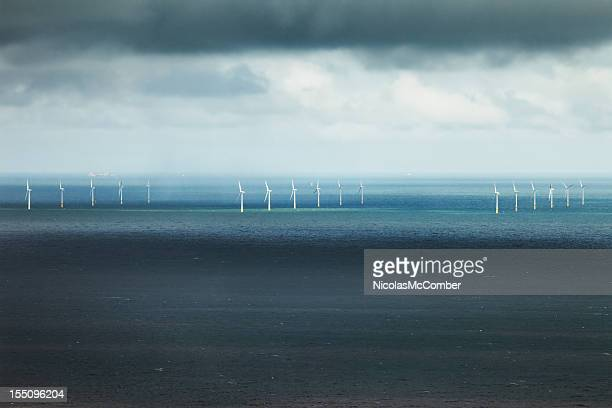 North Hoyle Wind turbines