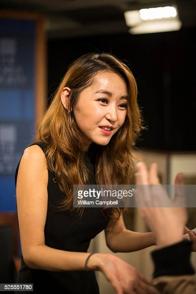 Yeonmi Park - In Order To Live Pictures | Getty Images