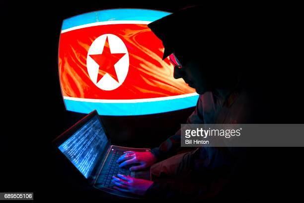 North Korean Hacker