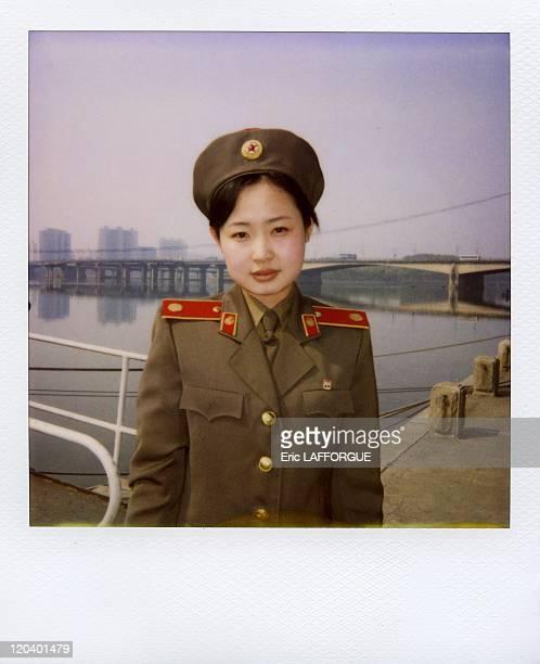 North Korean Soldier in North Korea