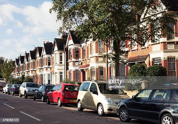 North London Residential Street