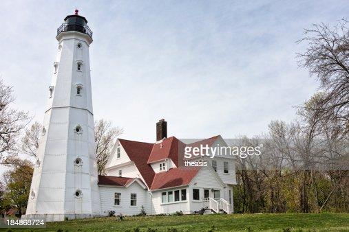 North Point Lighthouse, Milwaukee