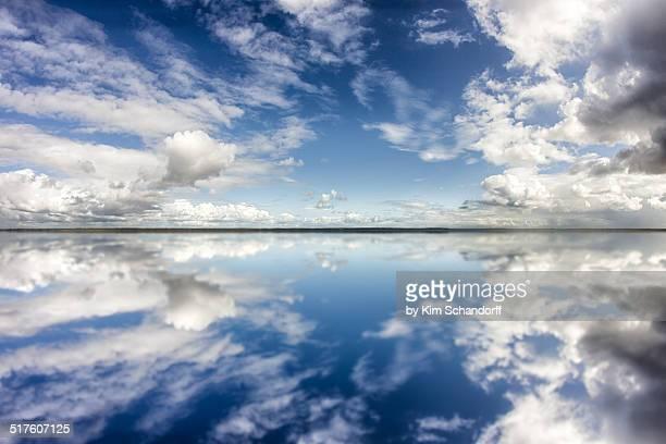 North sea reflections