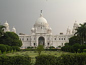 North view of Victoria Memorial