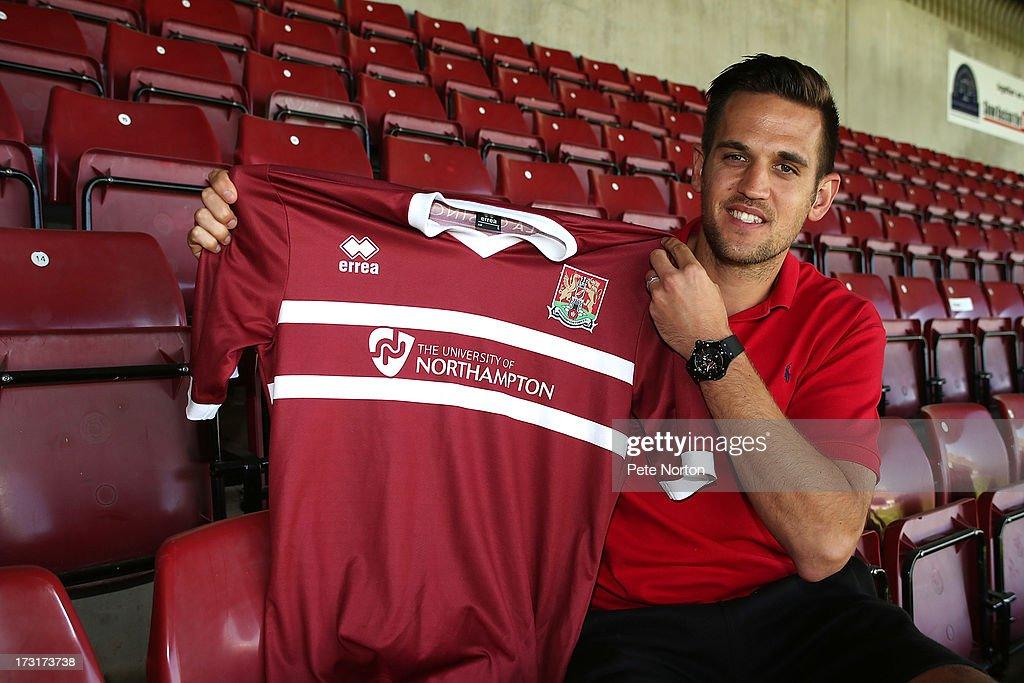 Darren Carter Signing For Northampton Town