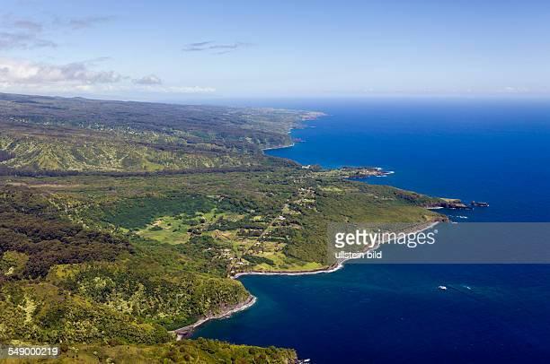 Northcoast of Maui Maui Hawaii USA