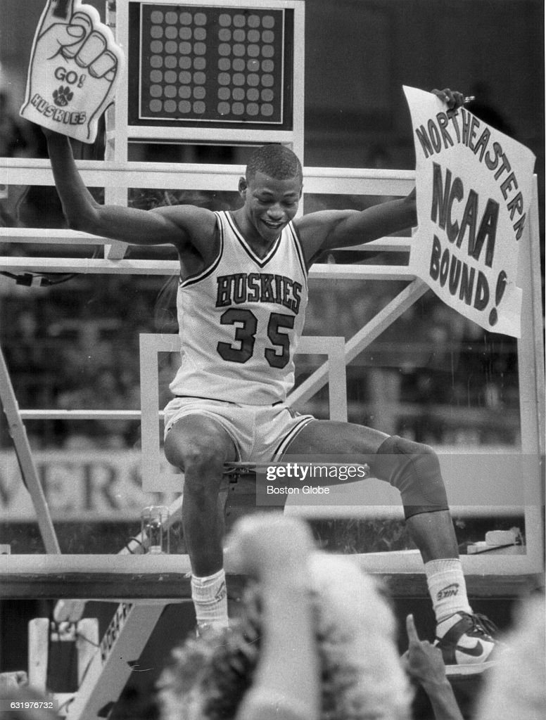 Northeastern Huskies Reggie Lewis