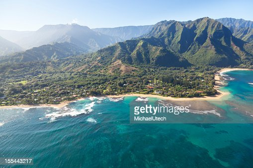 Northern Coastline, Kauai